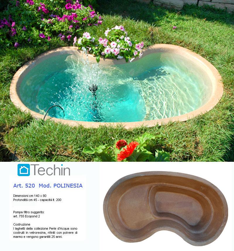 Fontane laghetti cascate laghetti giardino vendita laghetti for Laghetti da giardino in plastica