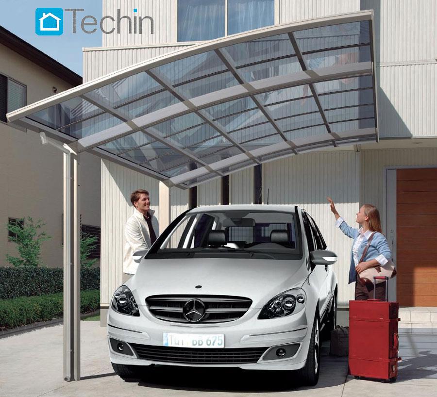 CARPORT, PENSILINA, TETTOIE IN ALLUMINIO, COPERTURA AUTO, carport in alluminio, tettoia, tettoie ...