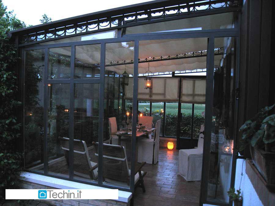 Verande prezzi verande veranda in ferro serre solari for Giardini e verande