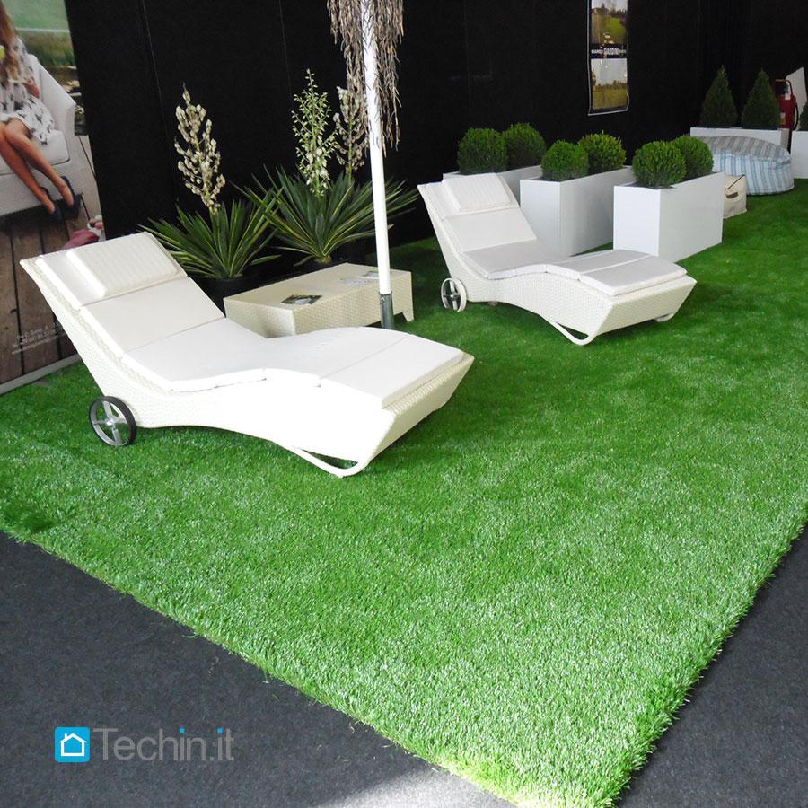 Nuovi prodotti techin edilizia ristrutturazione - Erba sintetica da giardino ...