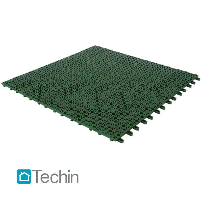 Plastic Tiles Floors Garden Drainage Laminate