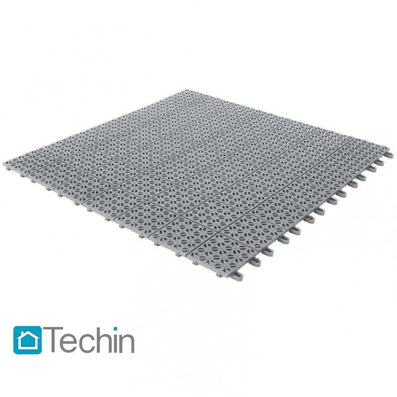 Mattonelle drenanti pavimenti plastica esterni pavimento for Materiale per mattonelle