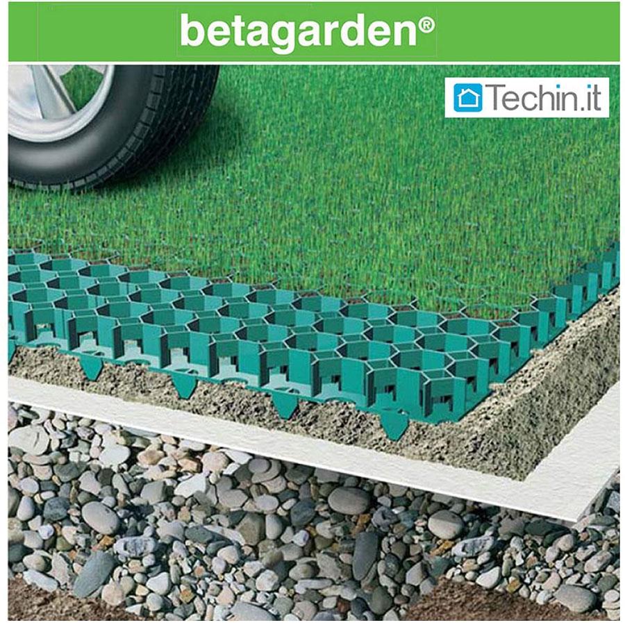 Grigliati In Plastica Per Giardino.Grigliato Salvaprato Pavimenti Resina Griglie Plastica