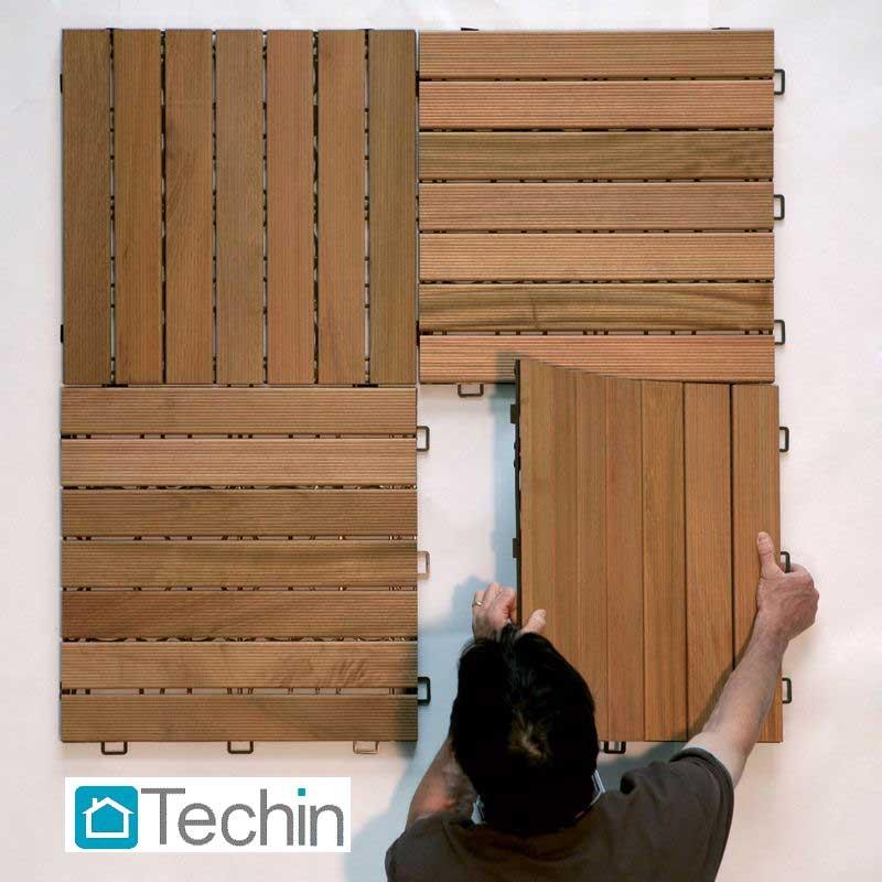 Pavimenti legno rivestimenti piastrelle esterno - Pavimento esterno finto legno ...