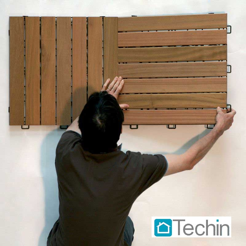 Pavimenti legno rivestimenti piastrelle esterno - Pavimento galleggiante esterno ...