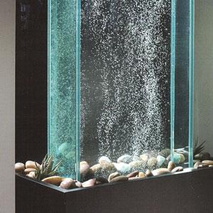 Giardino fontane cascate arredamento interno - Fontane da interno ...