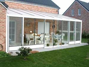 Verande serre giardino serra alluminio serre policarbonato - Serre per terrazzi ...