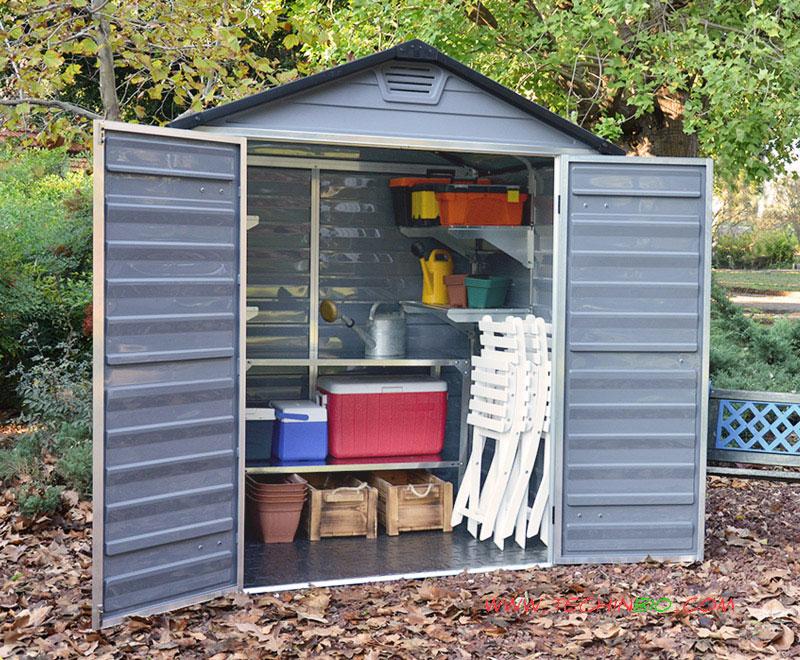Casetta Giardino In Alluminio : Casette per giardino tutte le offerte cascare a fagiolo
