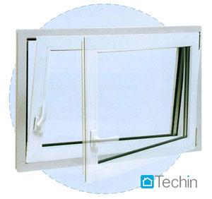 Finestre da cantina finestre a cassero finestre in pvc - Controtelaio finestra prezzo ...